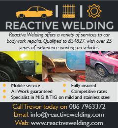 Reactive Welding