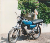 Yamaha RX-S 100