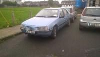 1988 Peugeot 405 GL