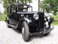 1936 Austin 10 Lichfield