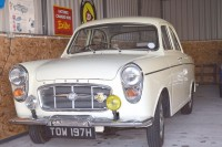 Rare Australian Morris Major