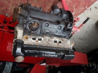 Triumph dolimite engine 1850cc & gearbox