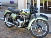 BSA A7SS 1960