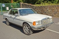 Mercedes 280CE coupe