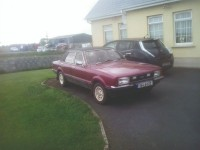 Ford Cortina Ghia