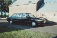 Ford Doncaster Limousine